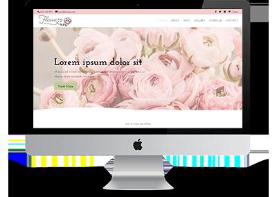 Florist Theme